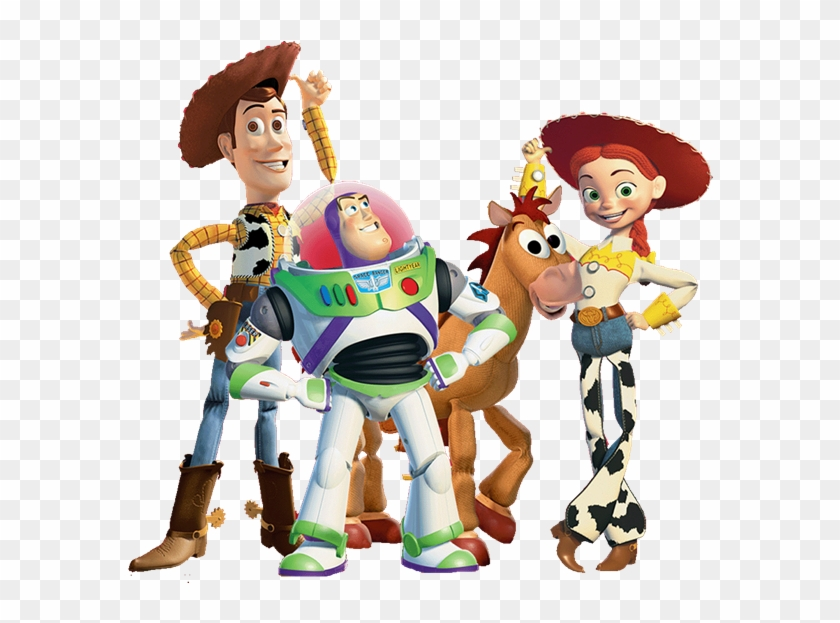 Buzz And Woody Png.