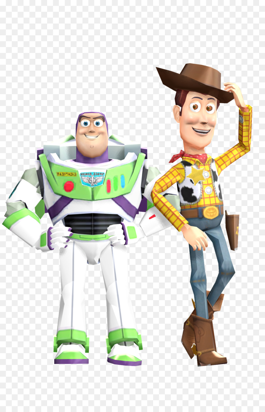 Buzz And Woody png download.