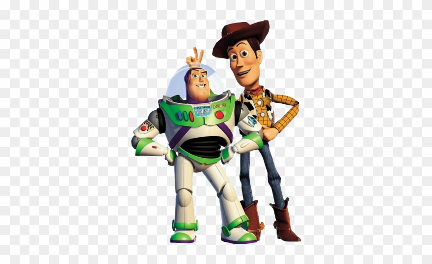 Woody And Buzz Png & Free Woody And Buzz.png Transparent.