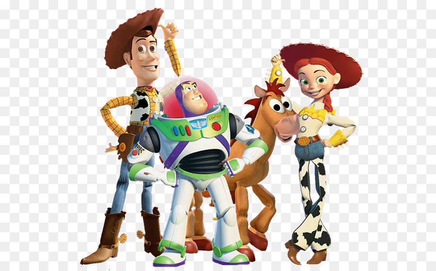 Toy Story Clipart Transparent.