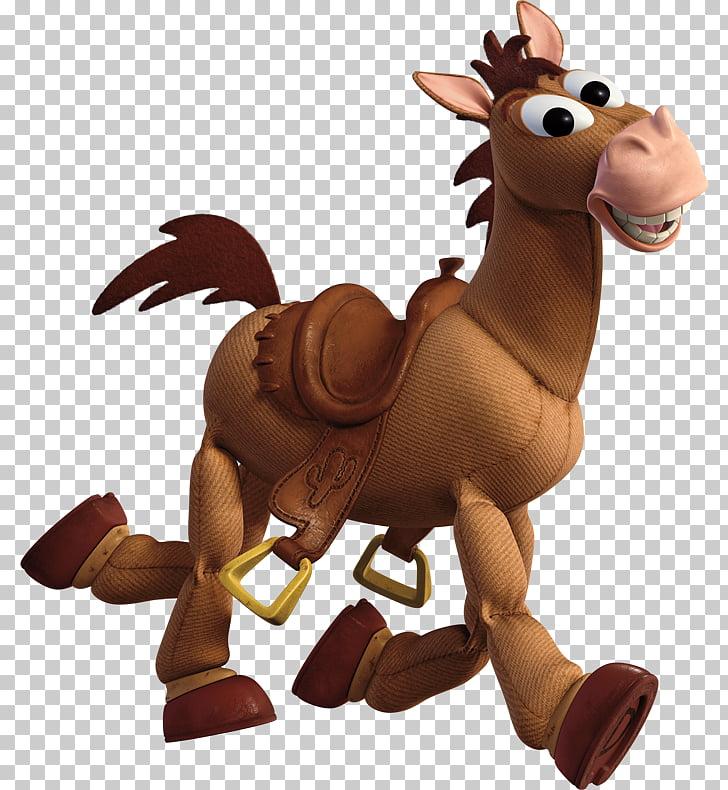 Sheriff Woody Bullseye Jessie Andy Buzz Lightyear, TOY HORSE.