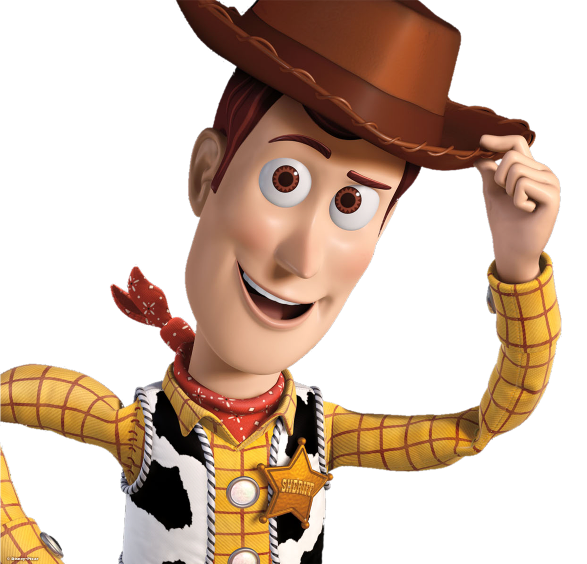 Toy Story Woody PNG Clipart.