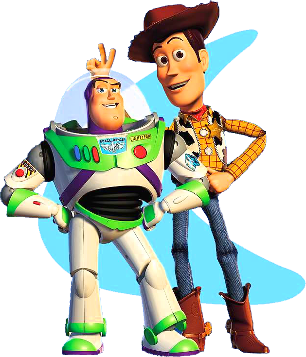 Toy Story Clip Art Woody On Rocket.