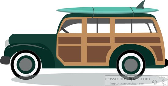 483 Surfboard free clipart.
