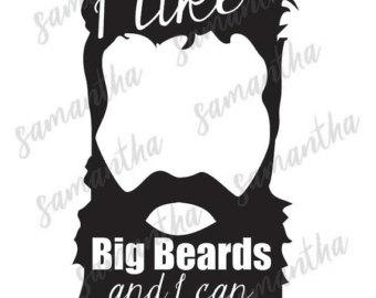 Kids beard.