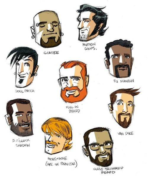 1000+ images about hairstyles & beards on Pinterest.