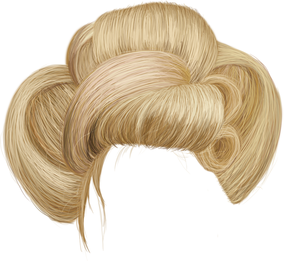 Hair Stocks PNG 07 by Thy.