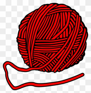 Free PNG Yarn Clip Art Download.