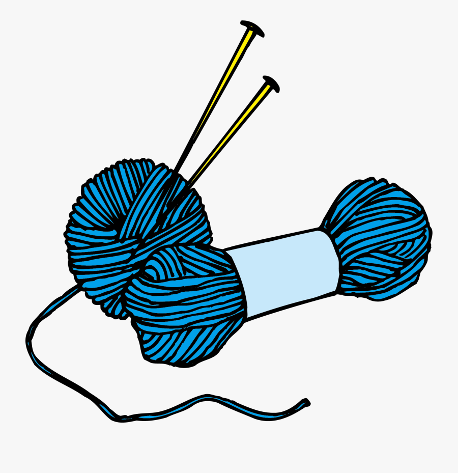 Transparent Yarn Clipart.
