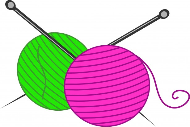 Knitting Wool Clipart Free Stock Photo.