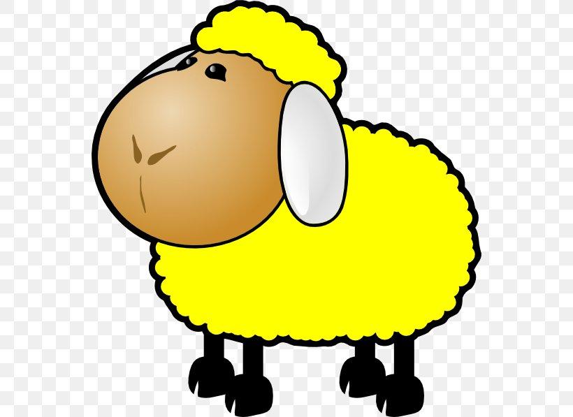 Sheep Wool Clip Art, PNG, 558x597px, Sheep, Artwork, Beak.