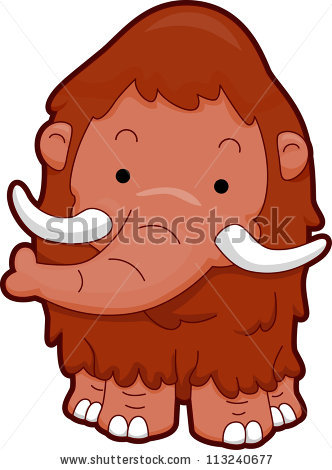 "wooly Mammoth"" Stock Photos, Royalty."