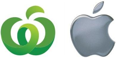 Apple Fights Woolworths Over Logo.