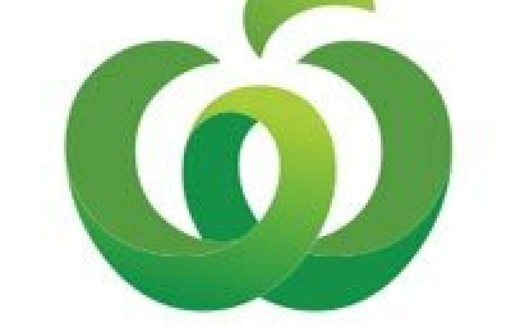 Apple battles Woolworths over new logo.