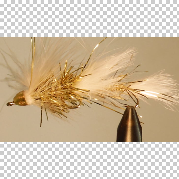Woolly Bugger Artificial fly Marabou Fly tying Pattern.