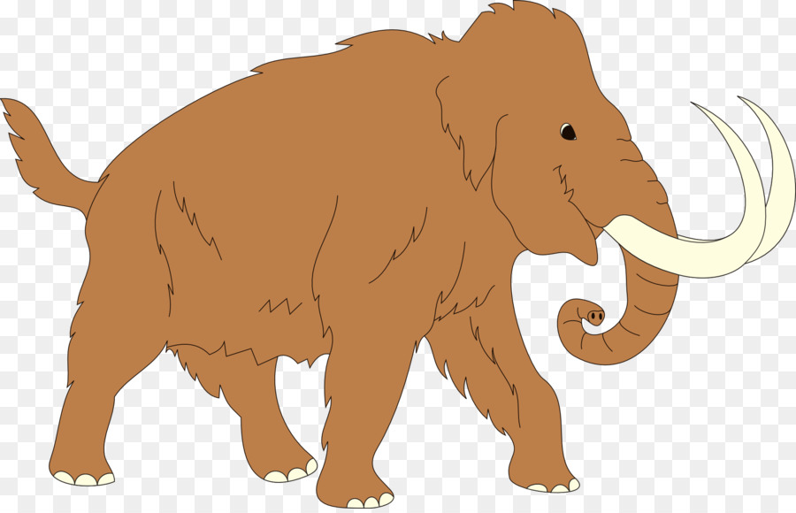 Wooly mammoth clipart 6 » Clipart Station.