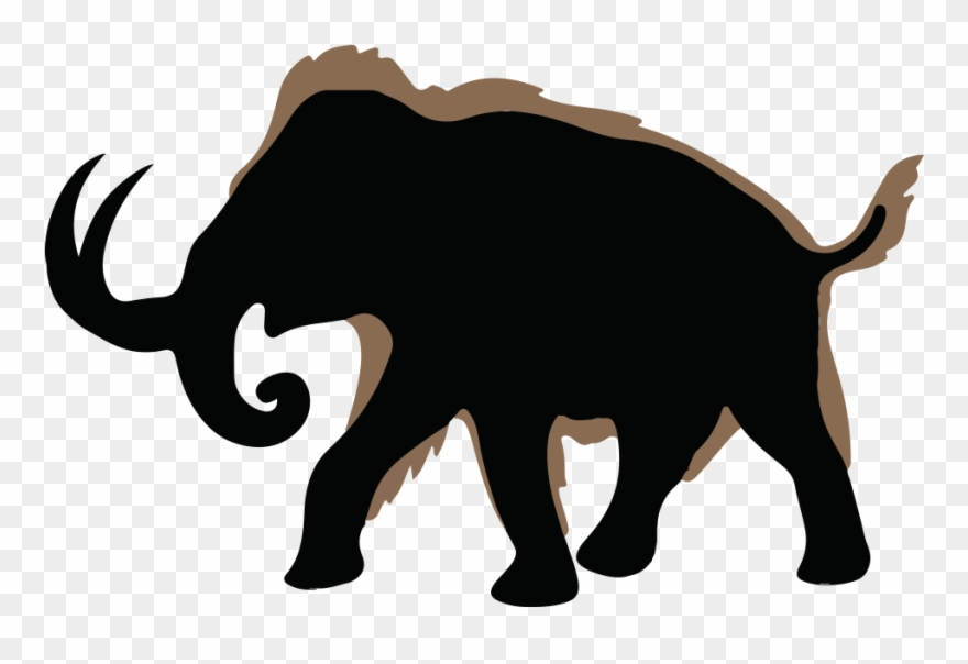Woolly Mammoth Clipart Wooly Mammoth.