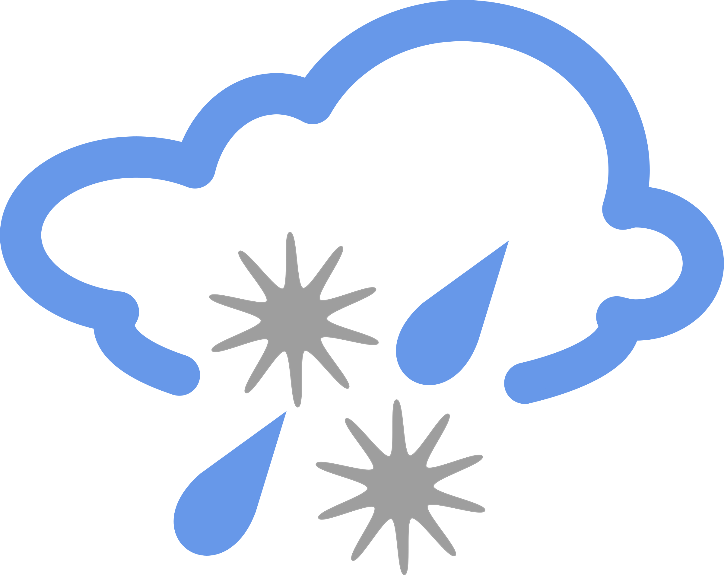 Freezing Rain Clipart.