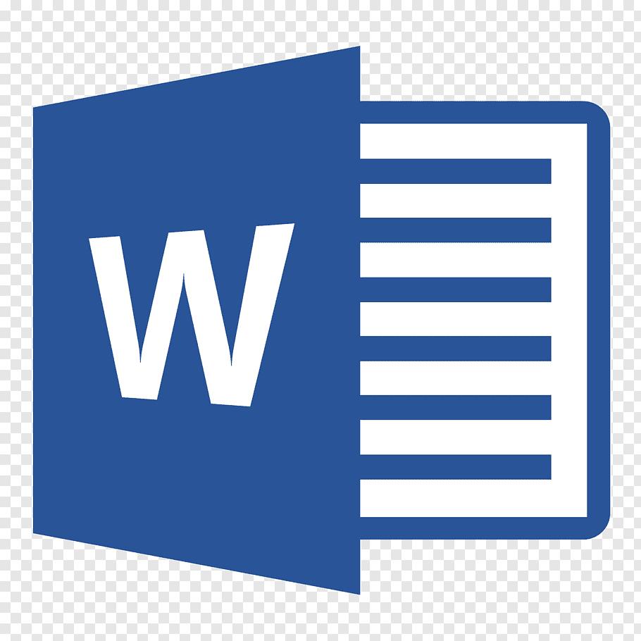 Microsoft Word Microsoft Office 2016 Microsoft Excel.