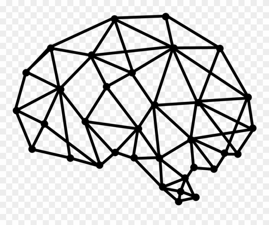 Machine Learning Brain Noun Project.
