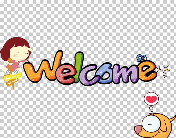 Art , Welcome to the English word WordArt, welcome post PNG.