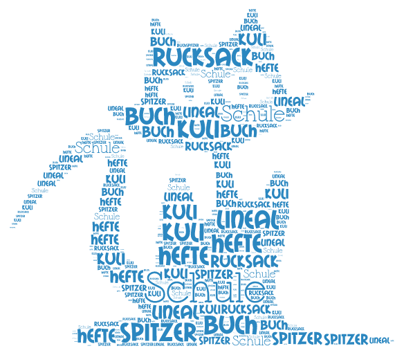Tagul: an excellent free online word cloud generator..