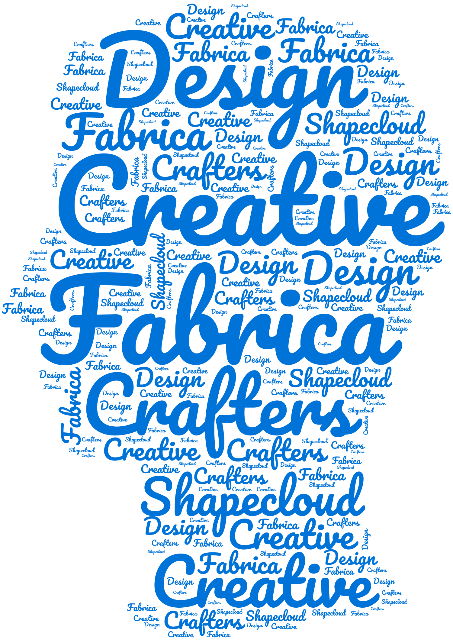 Free Word Art Generator: ShapeCloud by.