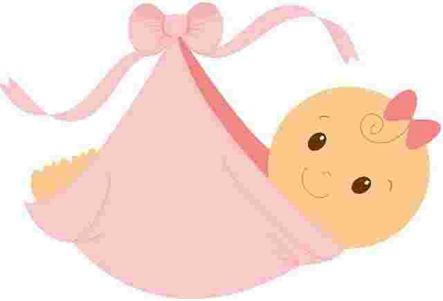 Best Cliparts: Preborn Baby Clipart Free Baby Girl Cliparts.