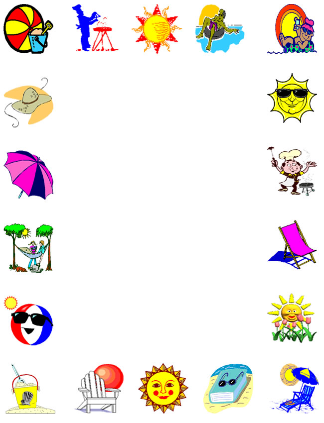 Free Beach Borders Cliparts, Download Free Clip Art, Free.