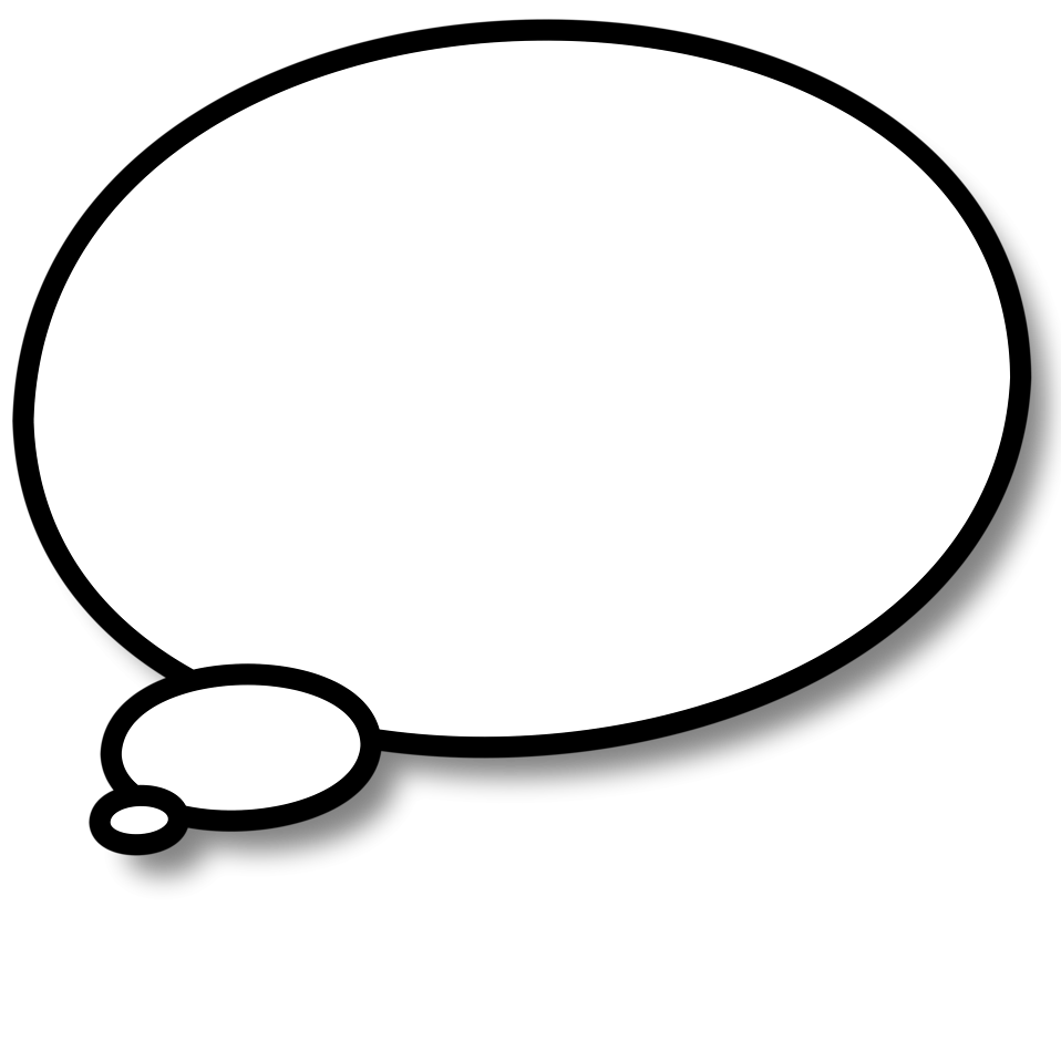 Word Bubble Png (+).