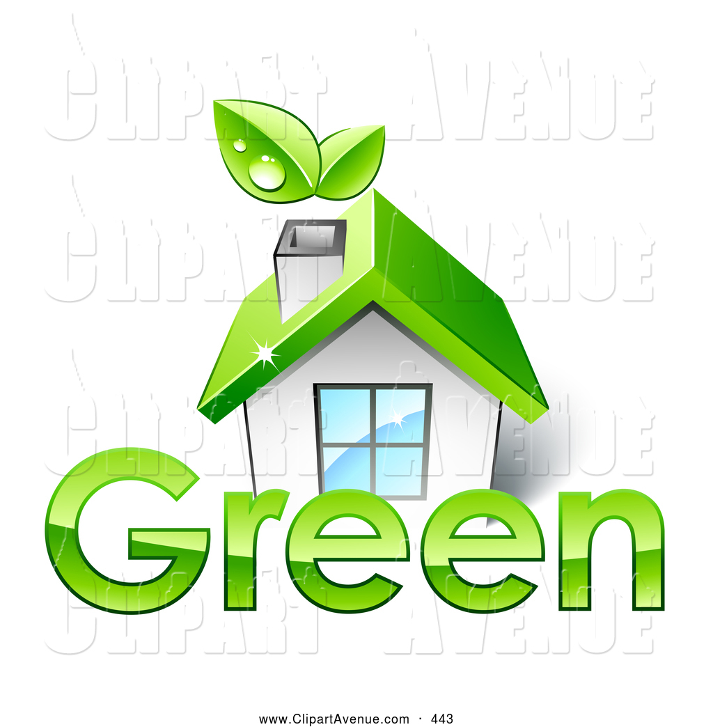 Word Clipart House.