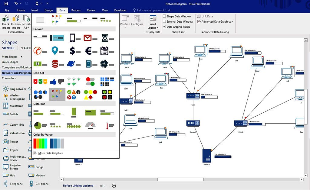 Top 10 Network Diagram, Topology & Mapping Software.
