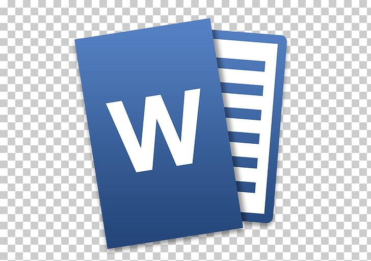 Microsoft Word Microsoft Office 2016 Word processor, MS Word.