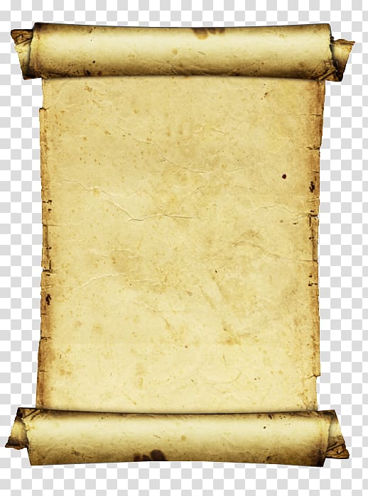 Roller brown paper illustration, Template Microsoft Word.