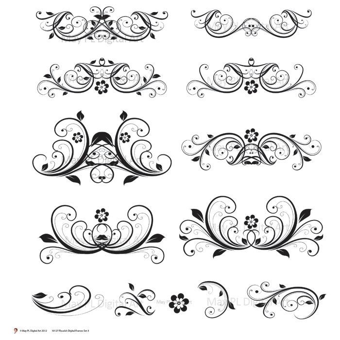 Free Wedding Flourish Cliparts, Download Free Clip Art, Free.