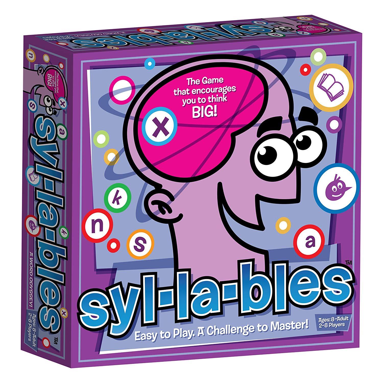 Amazon.com: Green Board Games Syllables: Toys & Games.