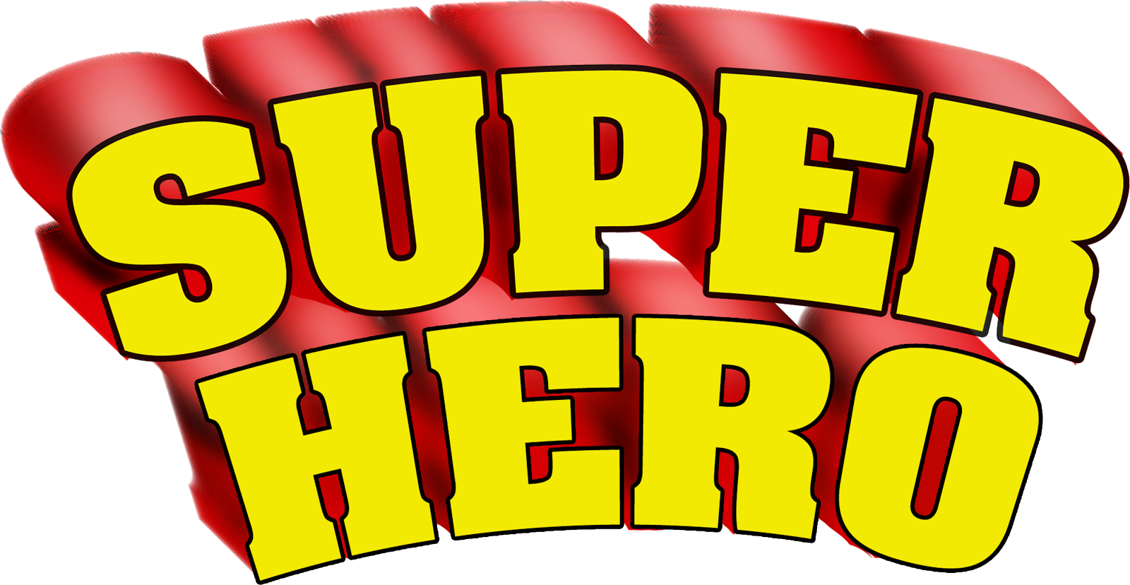 Hero clipart word bubble, Hero word bubble Transparent FREE.