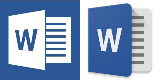 Microsoft Word Icon #412189.