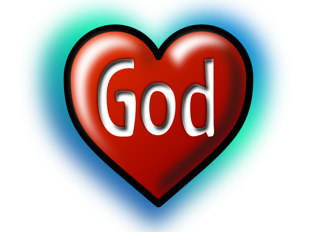 The Word of God Clip Art.