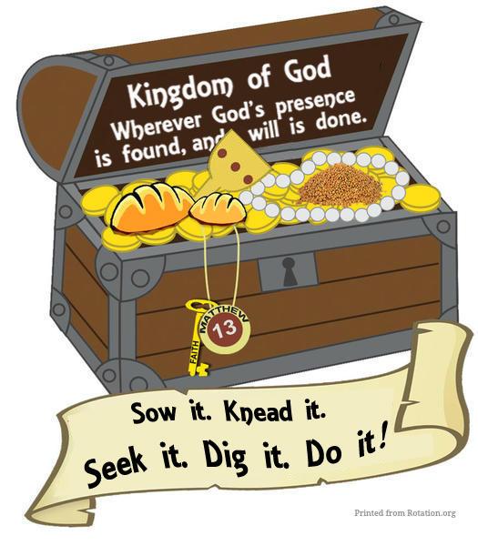 WT) Kingdom Parables.