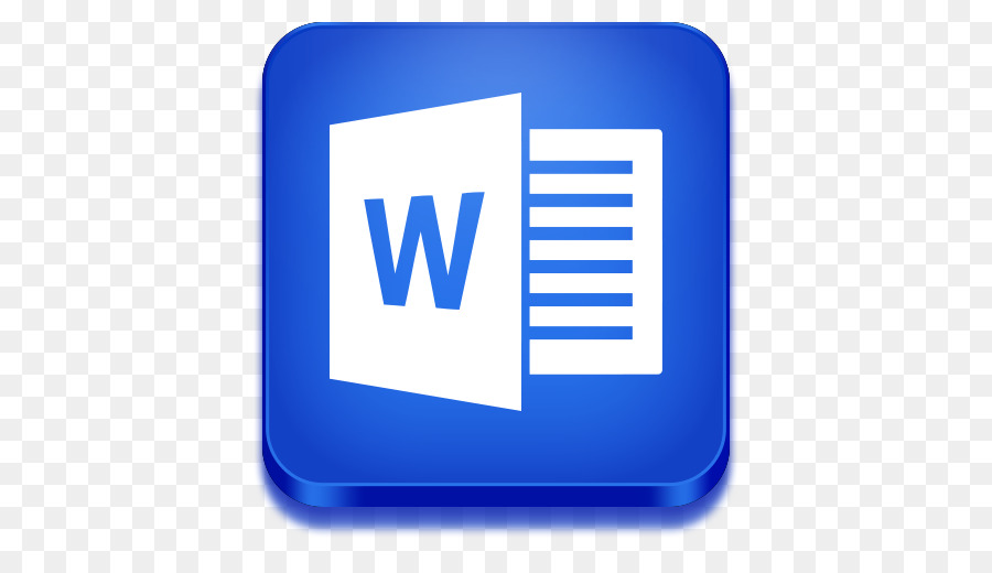 Word Document Icon png download.