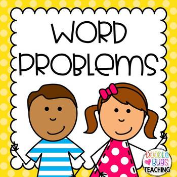 Daily Story Word Problems: Kindergarten, First & Second Grade.