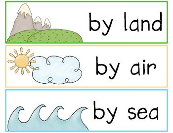 Word Sort Clipart For Kids
