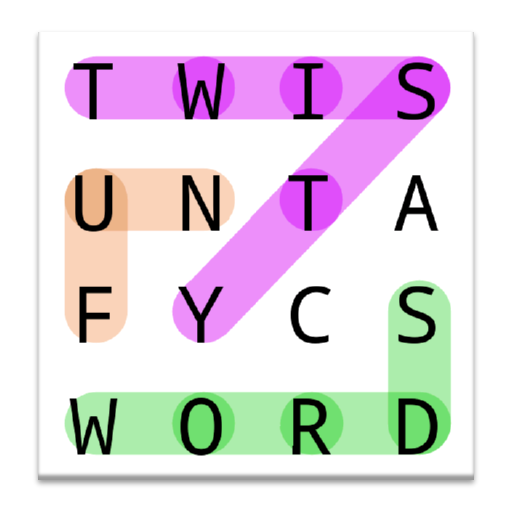 Twisty Word Search Puzzle Free.