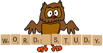 Word study clipart 3 » Clipart Station.