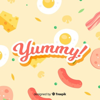 Yummy Vectors, Photos and PSD files.