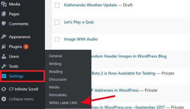 How to Change the Dashboard Logo in WordPress.