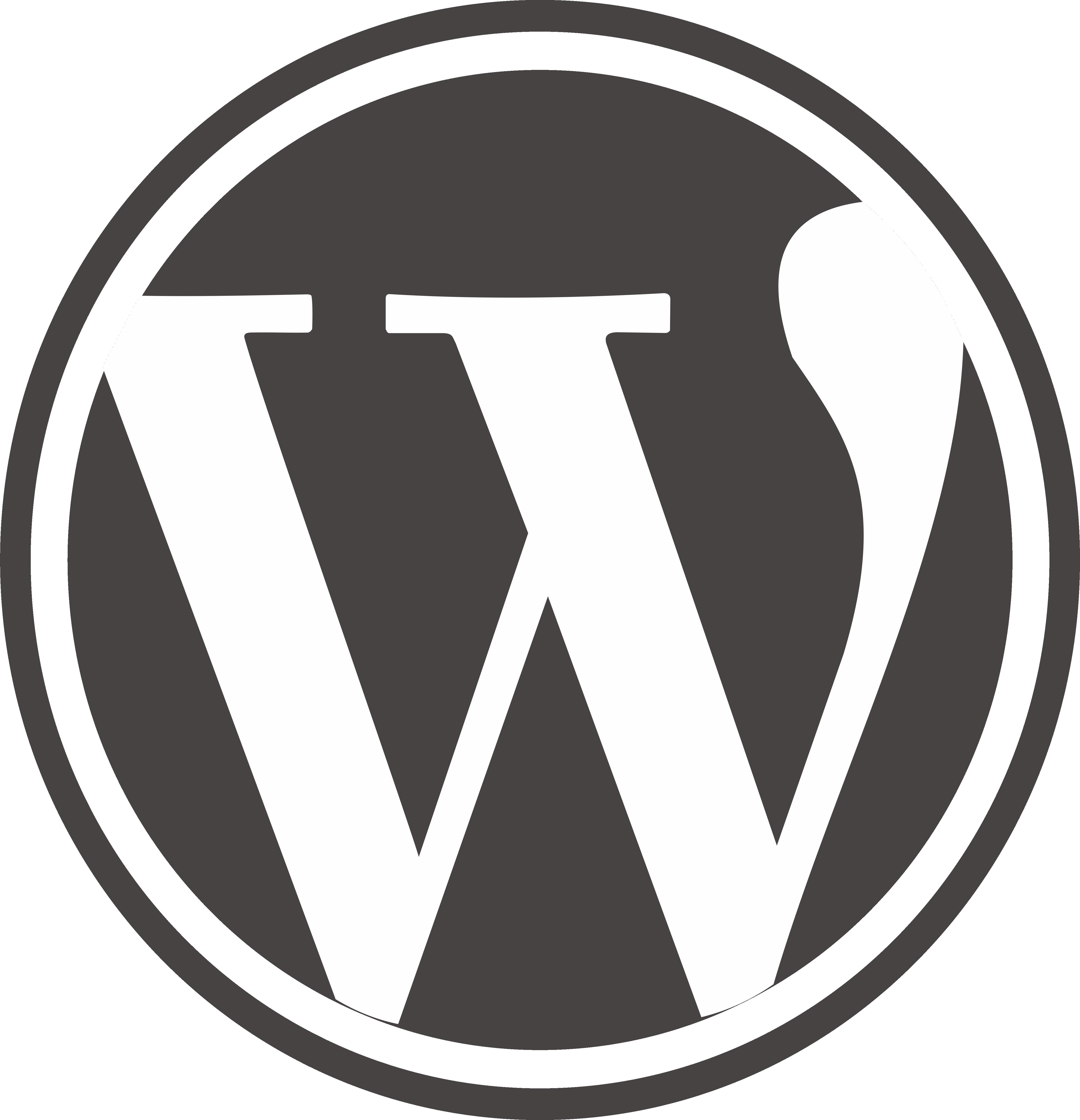 WordPress Logo Blog Computer Icons Clip art.