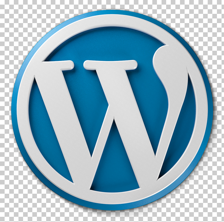 WordPress Logo Website Blog Icon, Wordpress Logo Free.