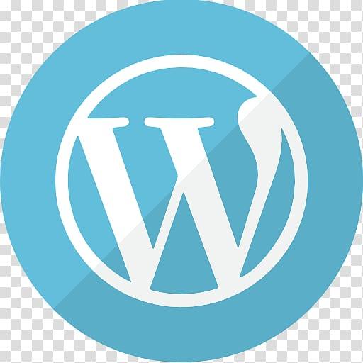 WordPress.com Logo Icon, Wordpress Logo Hd transparent.